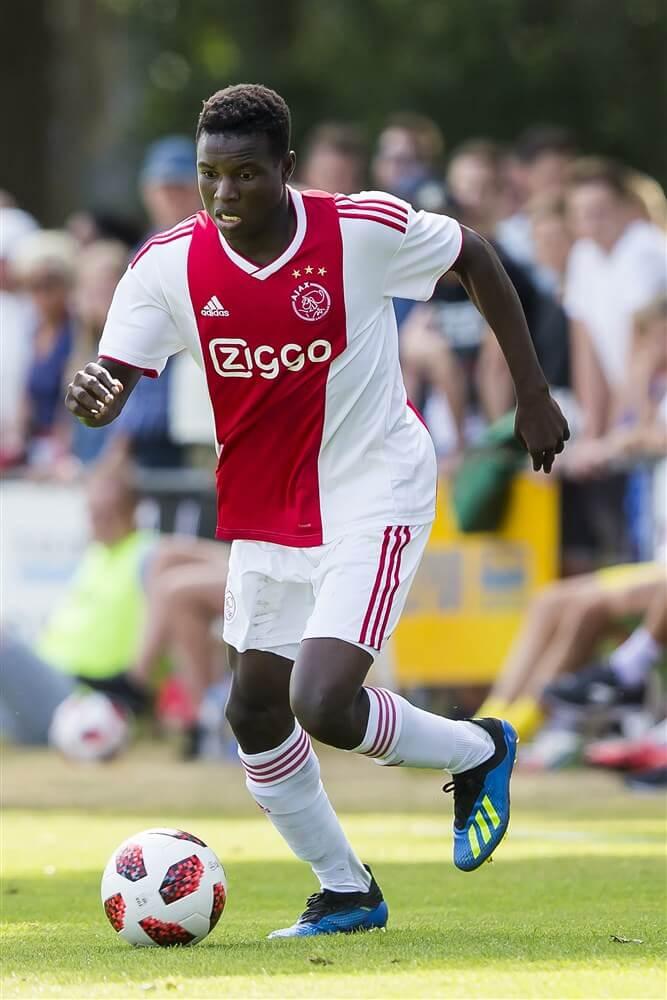 Hassane Bandé; image source: Pro Shots