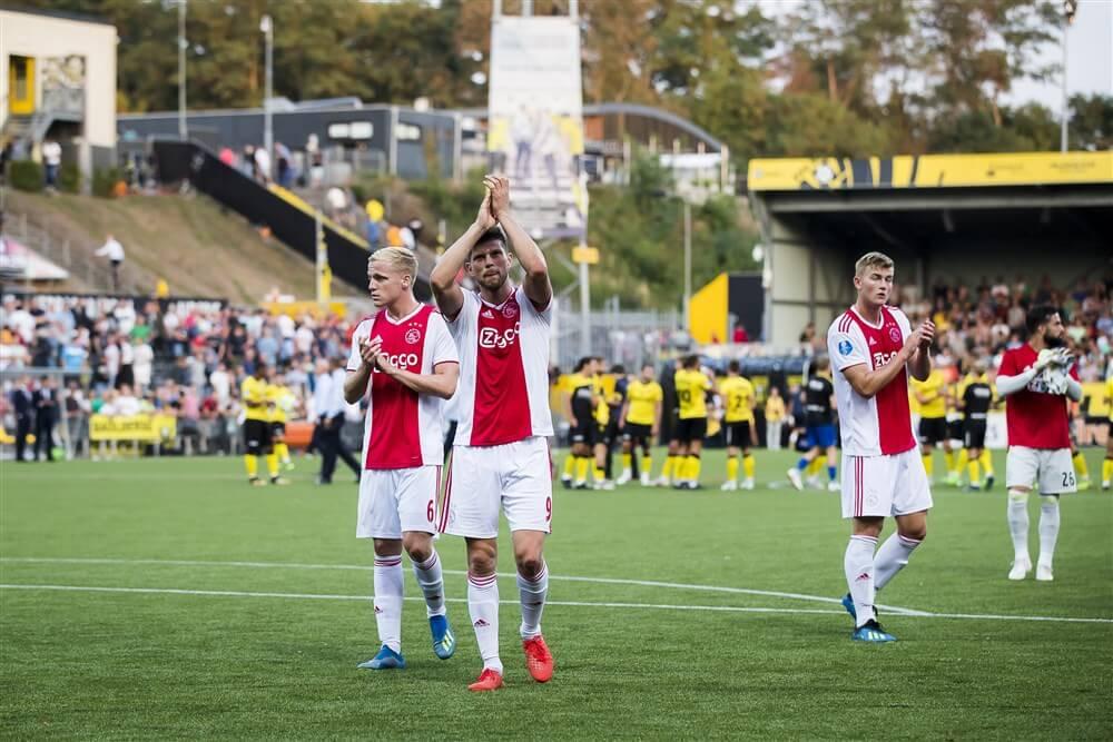 Aanvangstijdstip VVV Venlo - Ajax weer verzet; image source: Pro Shots