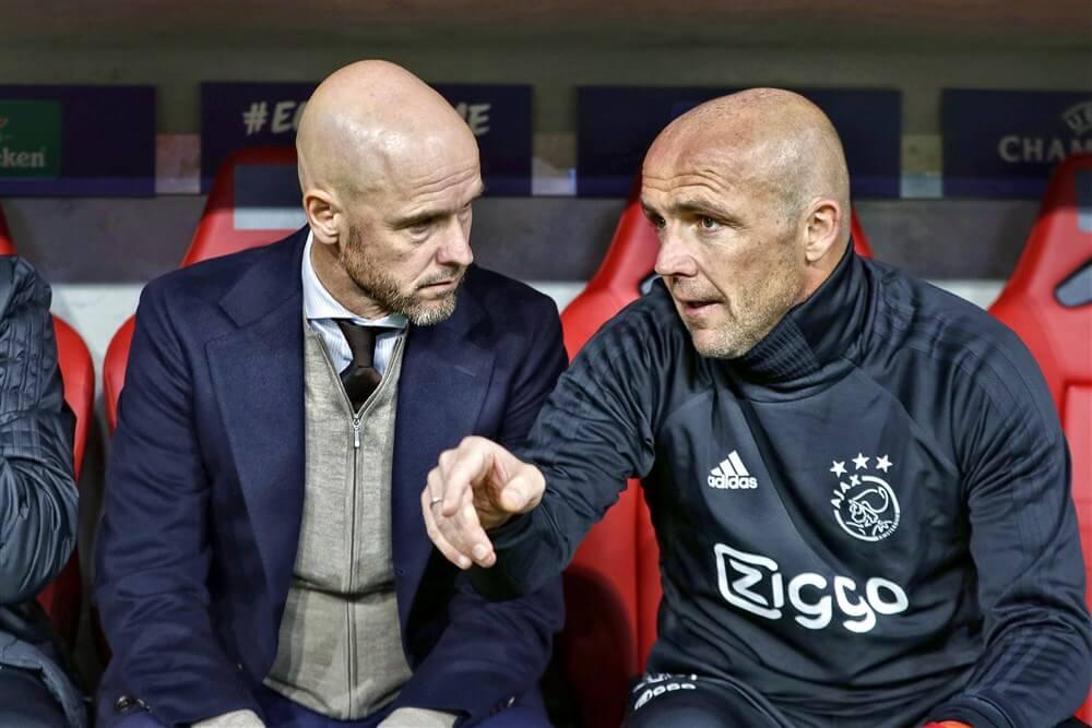 """Alfred Schreuder na dit seizoen weg bij Ajax""; image source: Pro Shots"