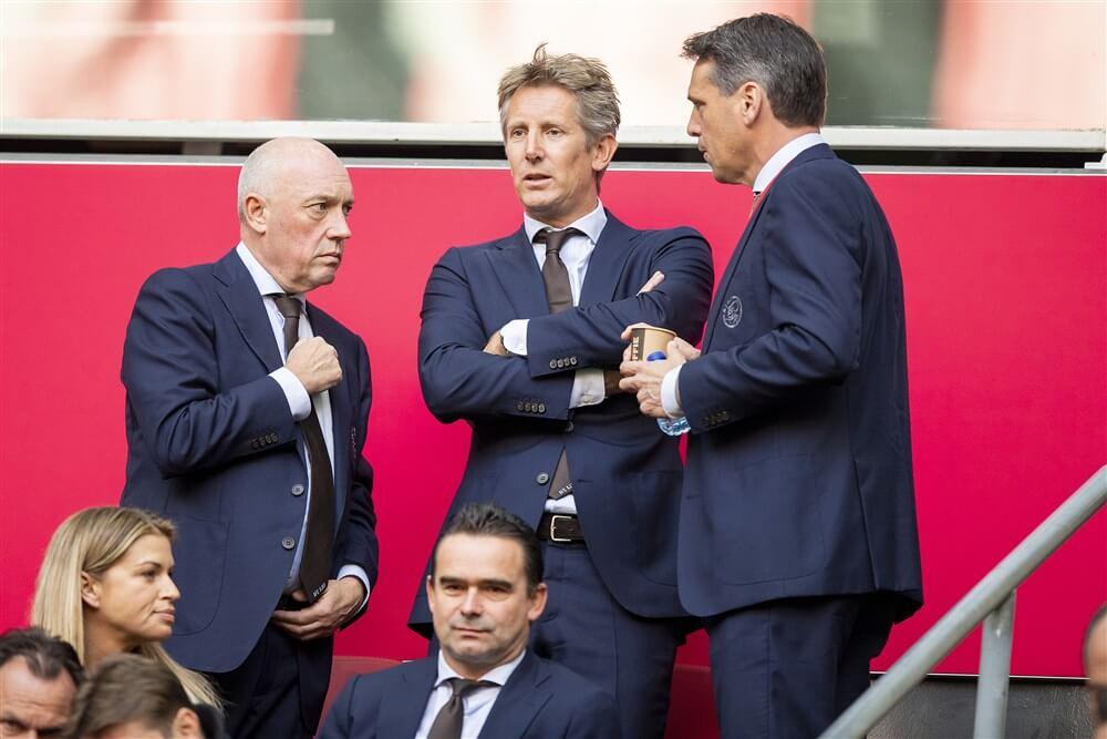 """""""Directie Ajax bijna jaar lang bedreigd door zaakwaarnemer""""; image source: Pro Shots"""