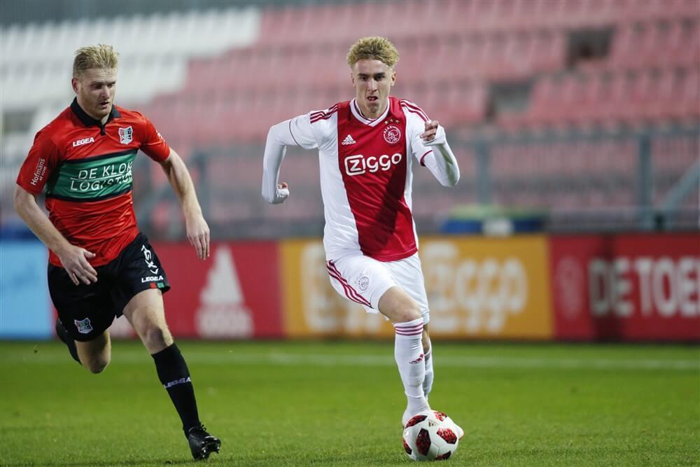 Dennis Johnsen op huurbasis naar PEC Zwolle; image source: Pro Shots