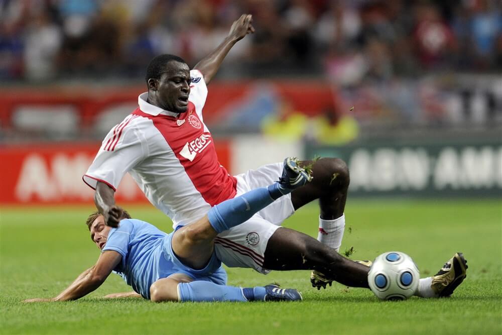 """Thimothée Atouba: """"Mijn periode bij Ajax is de slechtste uit mijn leven als voetballer geweest""""; image source: Pro Shots"""
