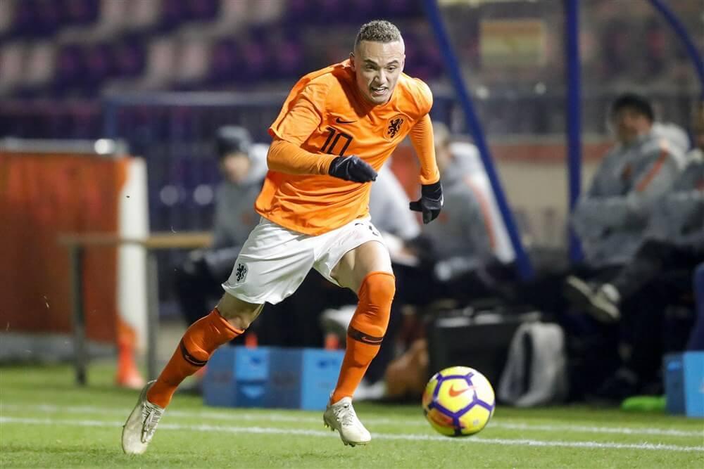 Drie Ajacieden in definitieve selectie Jong Oranje; image source: Pro Shots