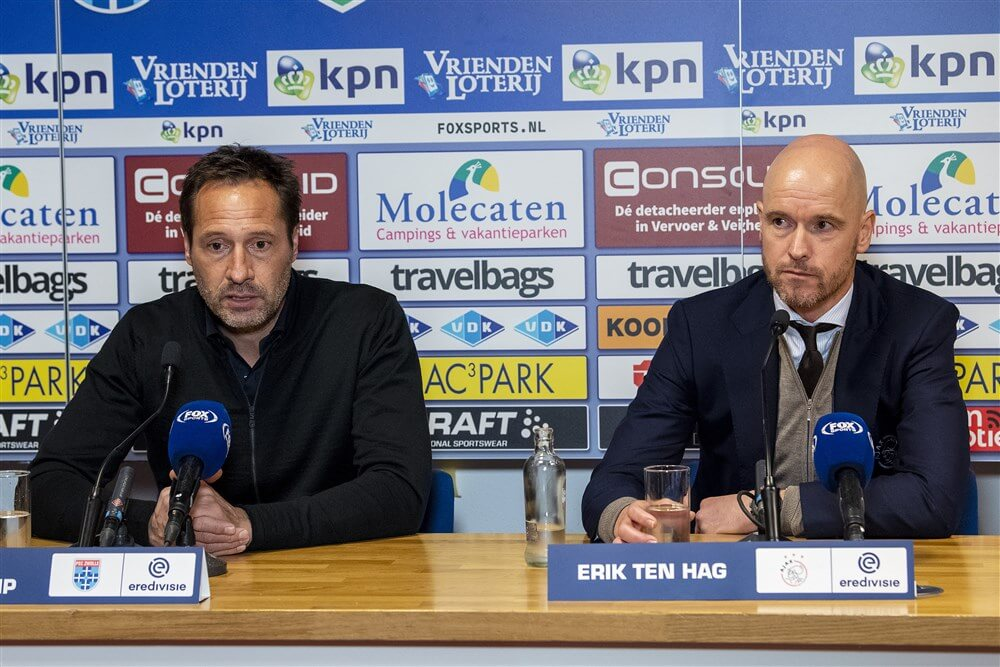 """""""Ajax sprak afgelopen zomer met John van """"t Schip over rol binnen de club""""; image source: Pro Shots"""