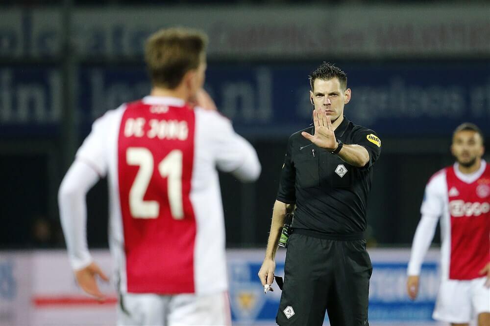 Thuiswedstrijd tegen Fortuna Sittard gefloten door Jochem Kamphuis; image source: Pro Shots
