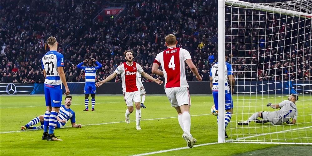 """""""De Graafschap niet blij met mogelijke verplaatsing van duel tegen Ajax""""; image source: Pro Shots"""