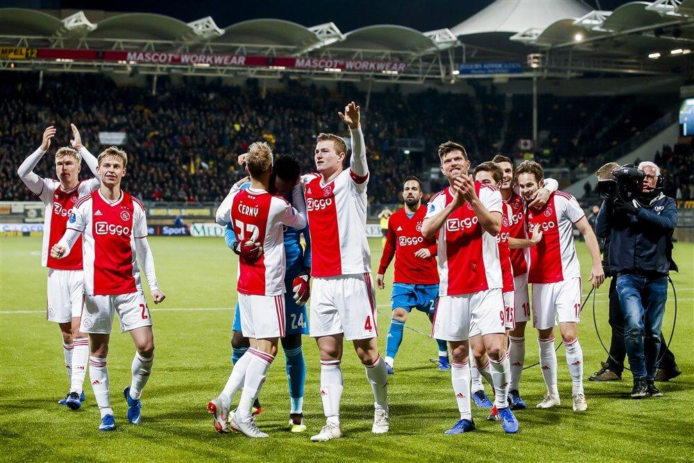 """KNVB: """"Bekerfinale blijft staan op zondag 5 mei""""; image source: Pro Shots"""