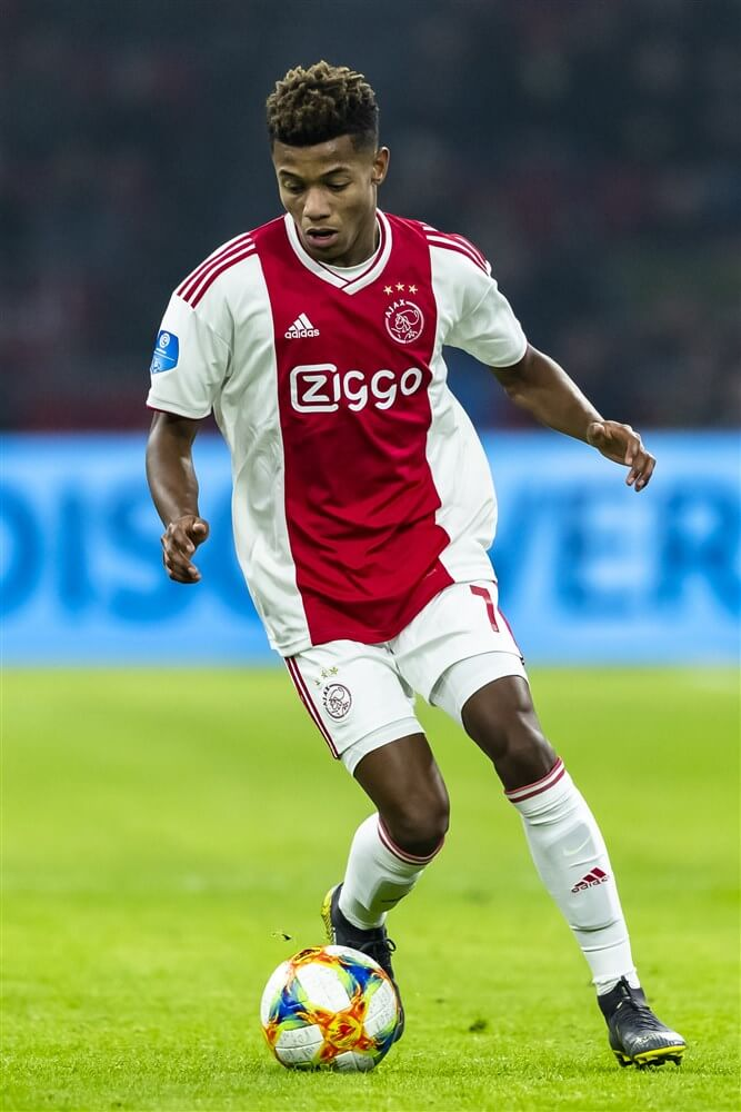 David Neres; image source: Pro Shots