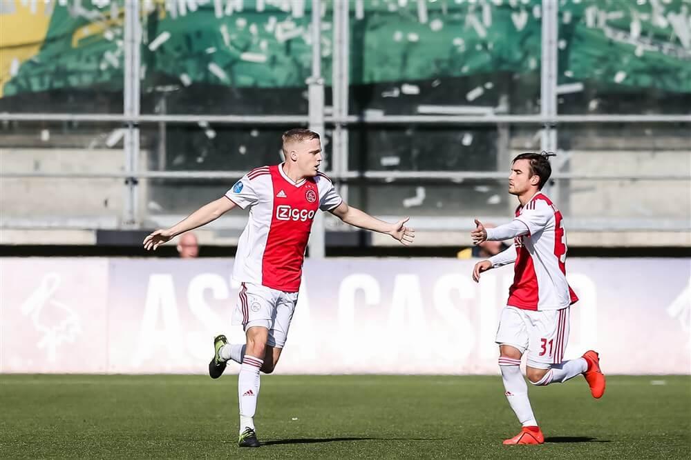 Ajax veel te sterk voor ADO Den Haag en boekt ruime overwinning; image source: Pro Shots