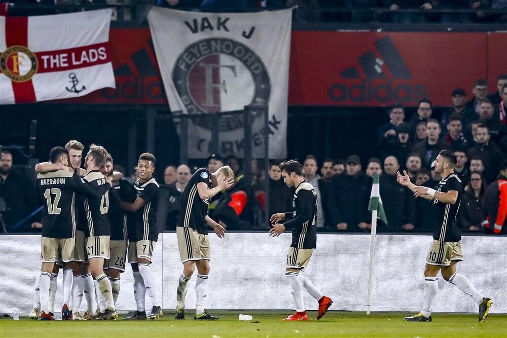 """Reactie Ajax: """"Je hebt de bereidheid nodig van beide clubs""""; image source: Pro Shots"""