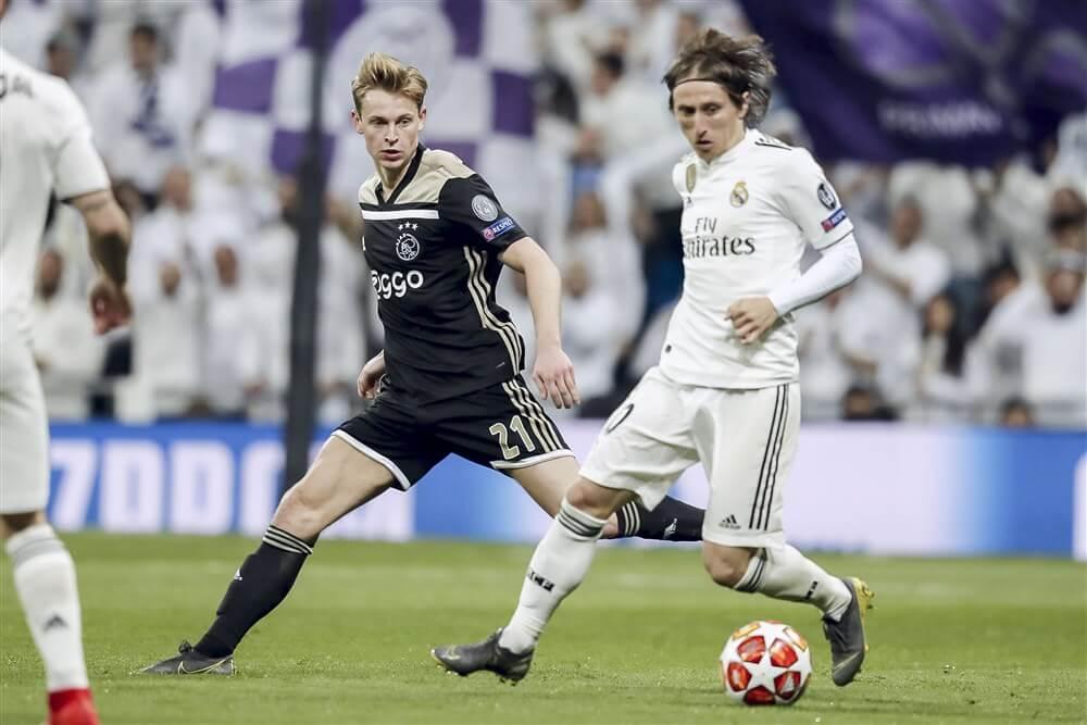 """Frenkie de Jong: """"Juventus zal favoriet zijn, maar dat was Real Madrid ook""""; image source: Pro Shots"""