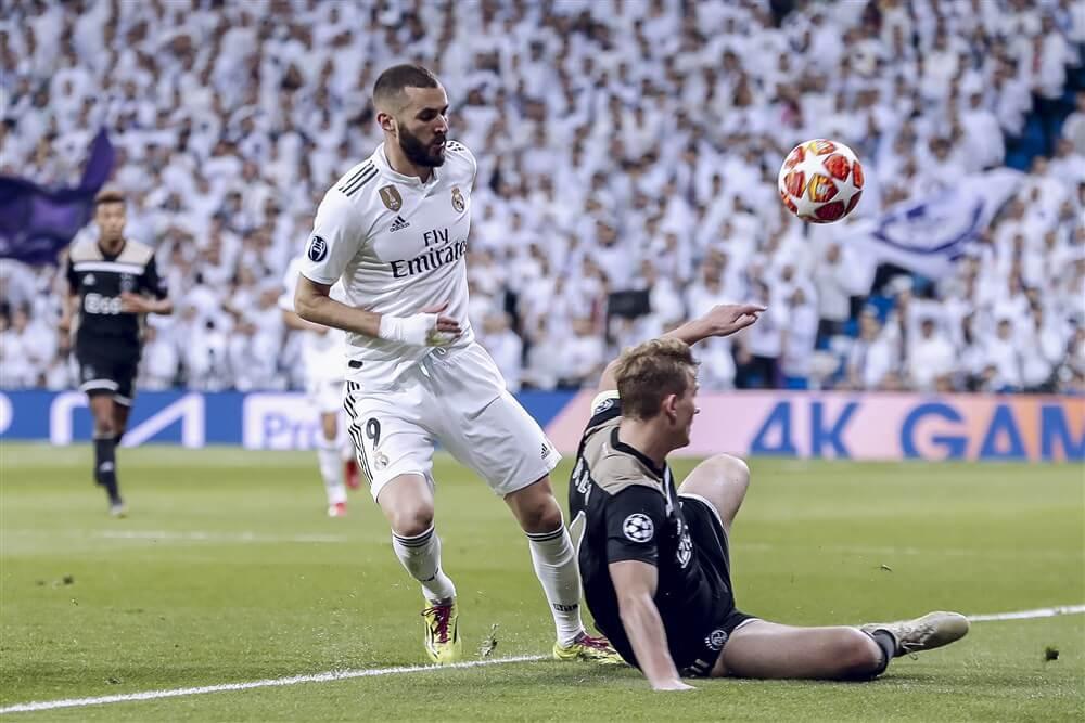 """""""Ook Real Madrid meldt zich voor Matthijs de Ligt""""; image source: Pro Shots"""