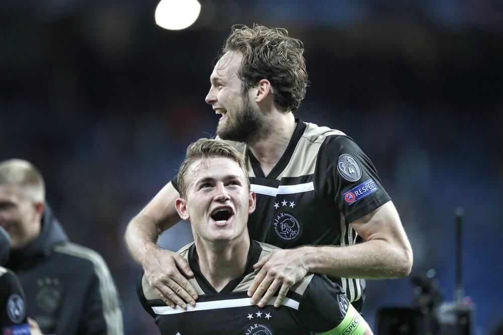 """Paris Saint-Germain hoopt op Daley Blind én Matthijs de Ligt""; image source: Pro Shots"