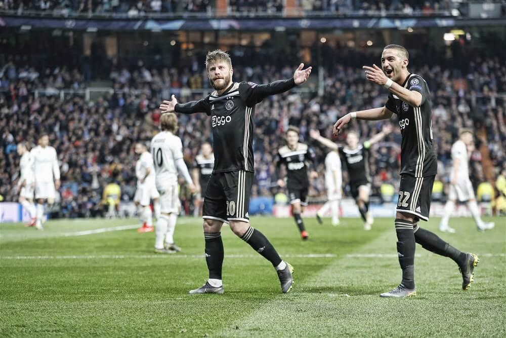 Ajax bevestigt akkoord met Genoa over transfer Lasse Schöne; image source: Pro Shots