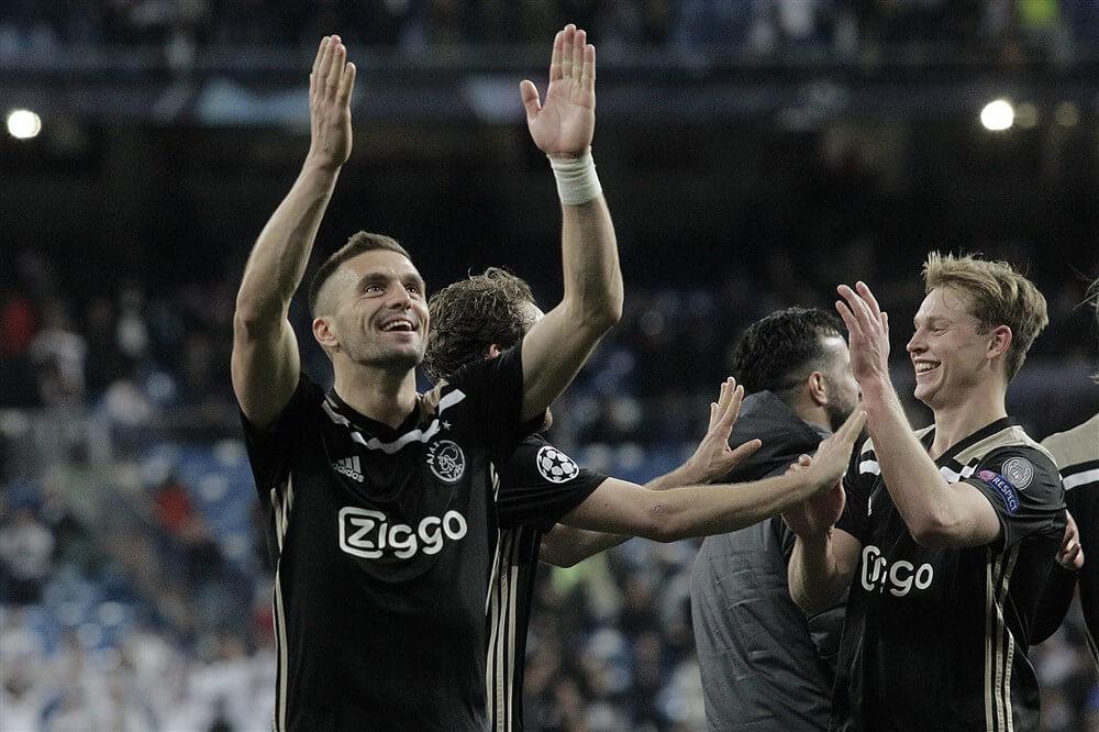 Opnieuw wedstrijden van Ajax verplaatst vanwege Europese programma; image source: Pro Shots