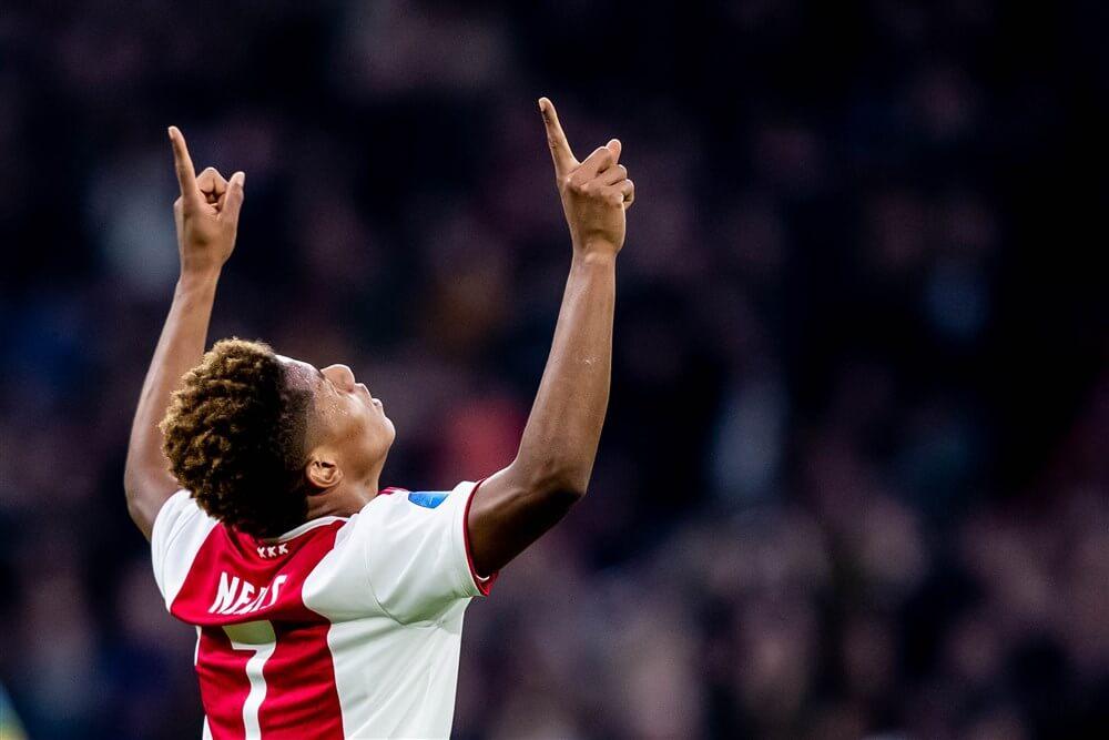 Ajax kent geen enkel probleem met Fortuna en wint na overtuigende wedstrijd; image source: Pro Shots