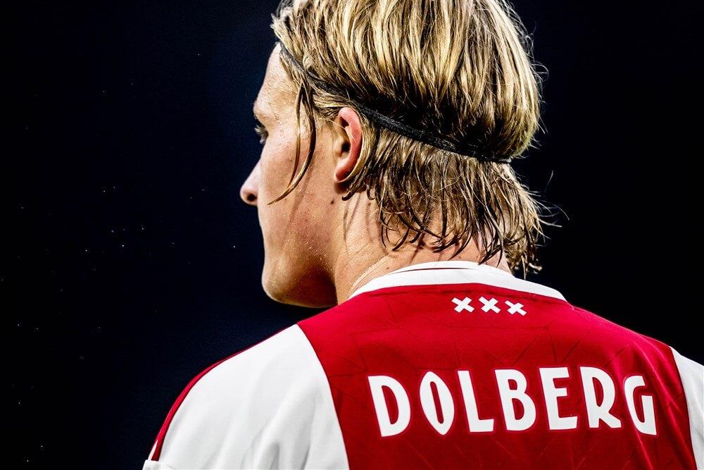 Transfer Kasper Dolberg naar OGC Nice afgerond; image source: Pro Shots