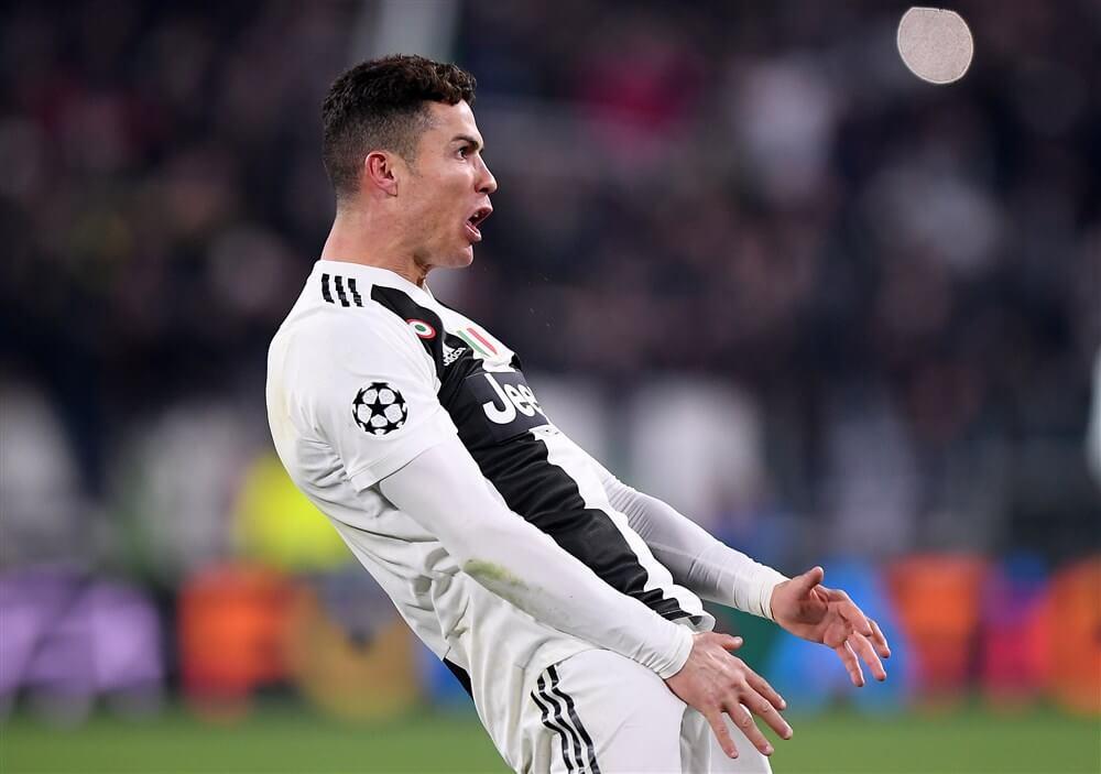Cristiano Ronaldo ontvangt slechts geldboete en kan spelen tegen Ajax; image source: Pro Shots