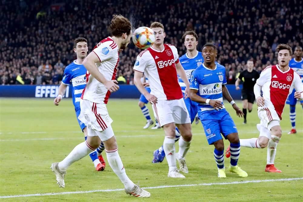 Ajax uitermate zwak tegen PEC Zwolle, maar wint wel; image source: Pro Shots
