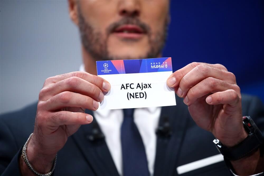 Ajax in groepsfase CL tegen Chelsea, Valencia en Lille; image source: Pro Shots