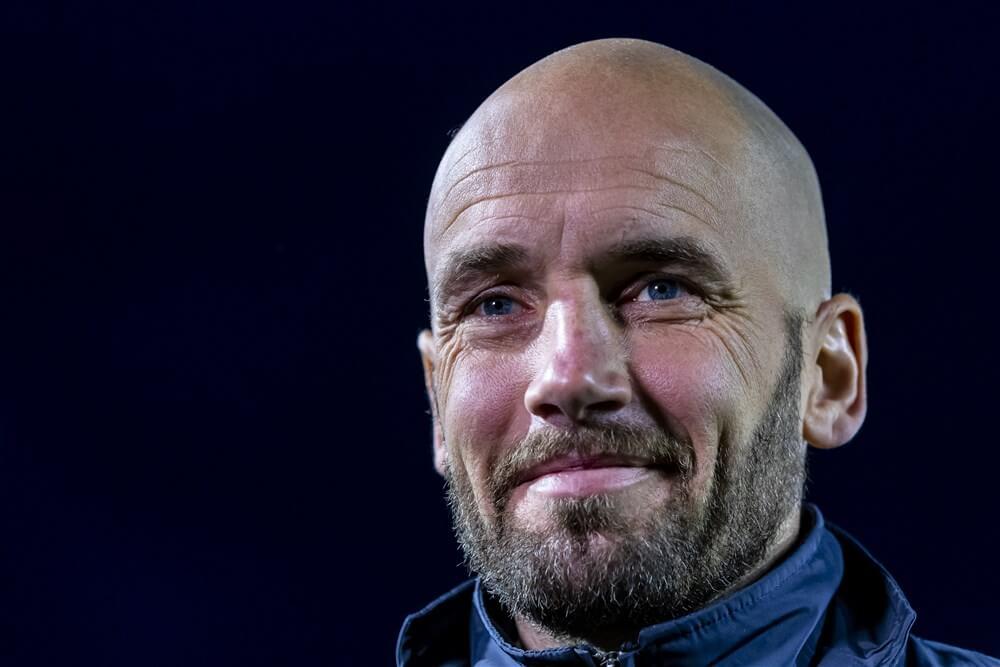 """""""Ajax wil Mitchell van der Gaag als nieuwe trainer van Jong Ajax""""; image source: Pro Shots"""