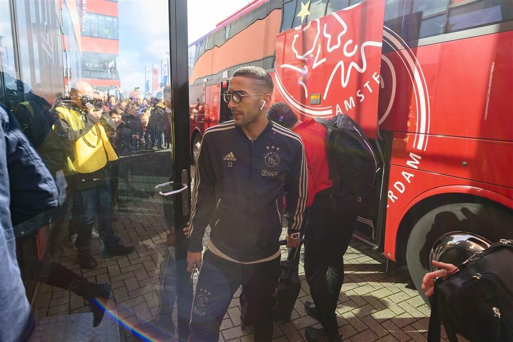 """""""Marokkaanse voetbalbond hoopt nog altijd op Hakim Ziyech""""; image source: Pro Shots"""