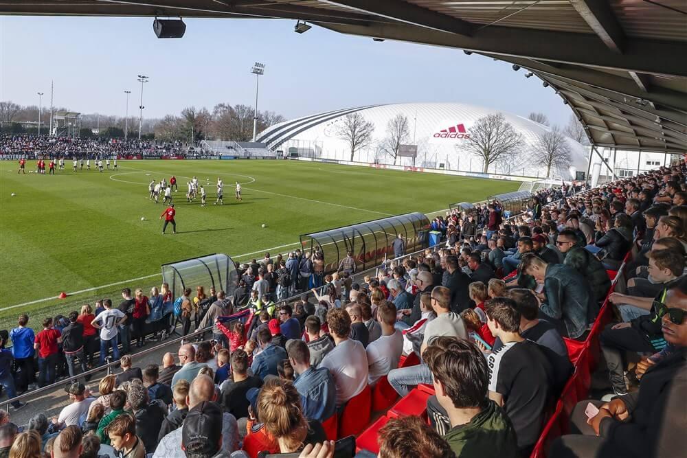 """Ajax werkt niet mee aan verzoek FC Twente: """"Thuisbasis van Jong Ajax is de Toekomst""""; image source: Pro Shots"""