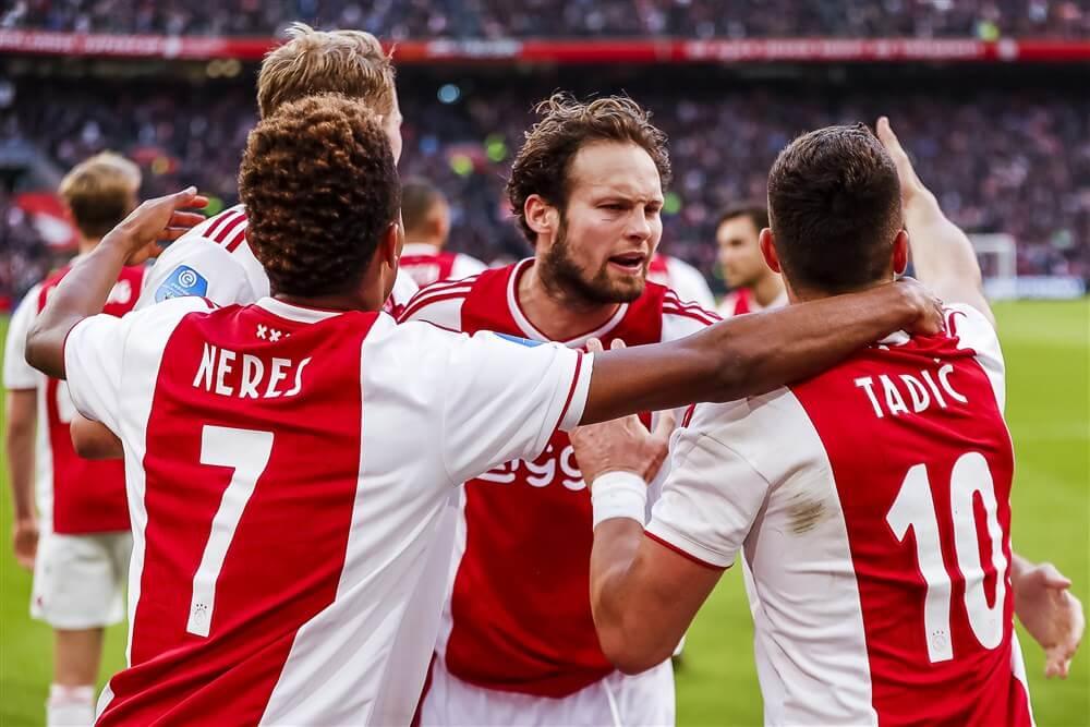 Titelstrijd weer volledig open na winst tegen PSV; image source: Pro Shots