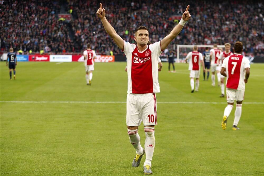 Dusan Tadic beste speler van Eredivisie in maart; image source: Pro Shots
