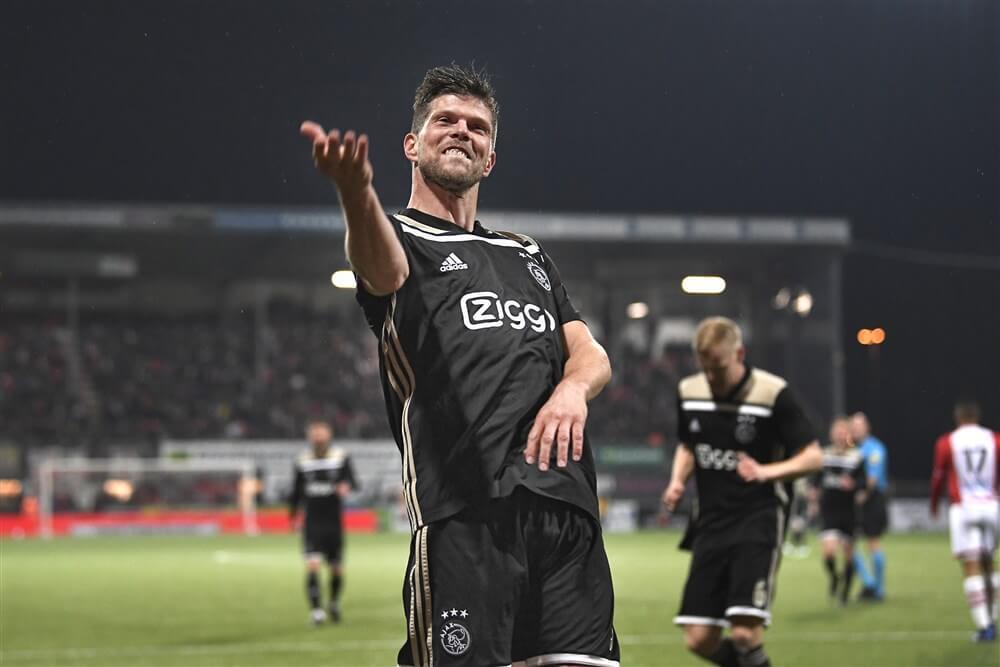 Ajax veel te sterk voor FC Emmen en wint ruim; image source: Pro Shots
