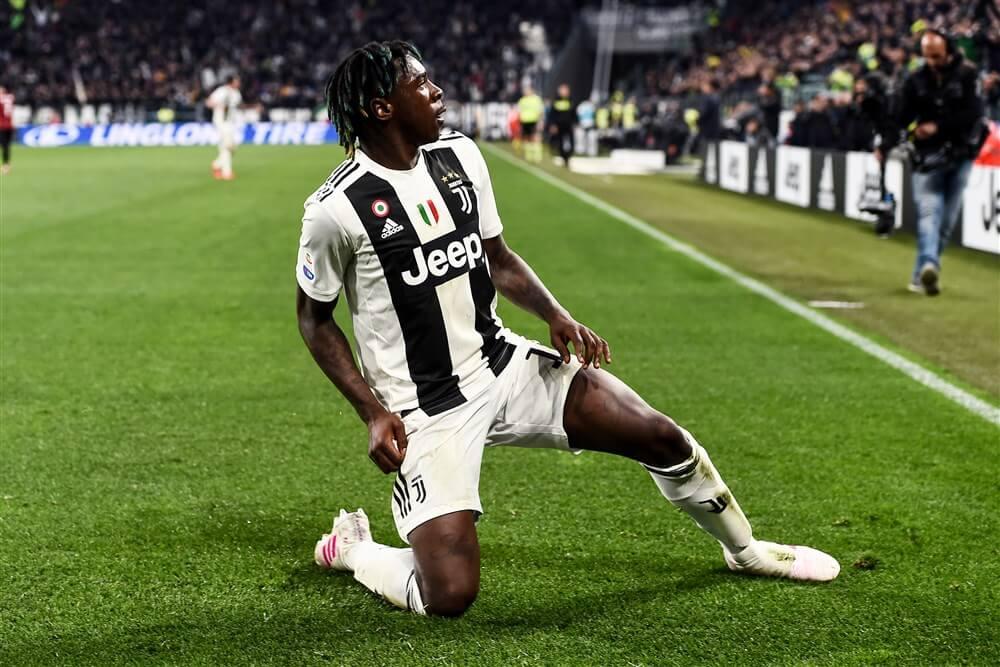 """Juventus wil Moise Kean betrekken in transfer Matthijs de Ligt""; image source: Pro Shots"