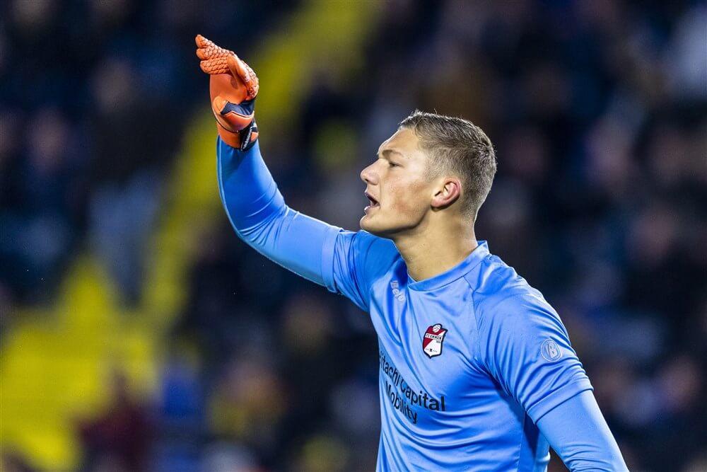 """Transfer Kjell Scherpen afgerond, komst pas na dit seizoen officieel bevestigd""; image source: Pro Shots"