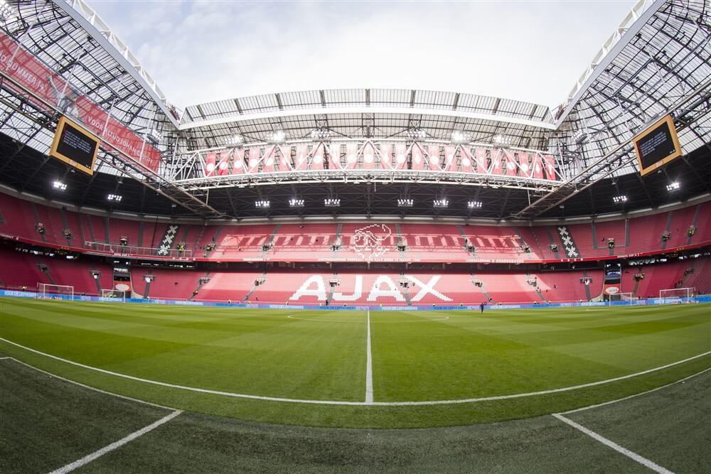"""""""FC Twente verzoekt Ajax nogmaals om duel te verplaatsen naar Johan Cruijff ArenA""""; image source: Pro Shots"""