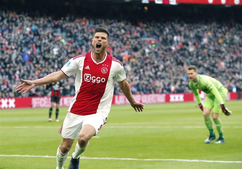 Ajax haalt opnieuw uit, nu is Excelsior het slachtoffer; image source: Pro Shots