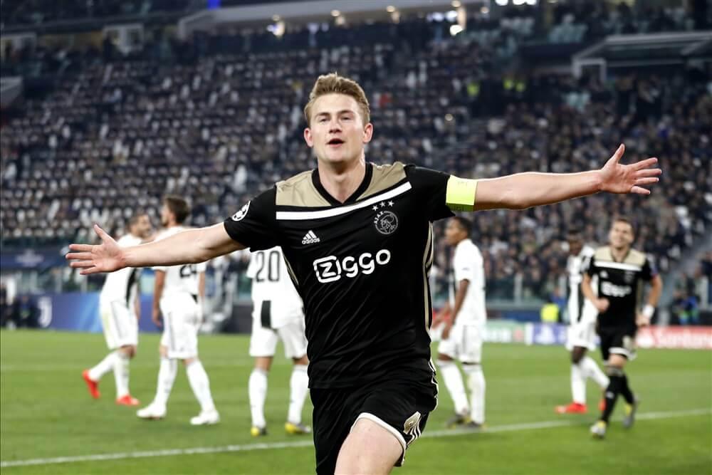Ajax zorgt voor nieuwe sensatie na winst in Turijn; image source: Pro Shots