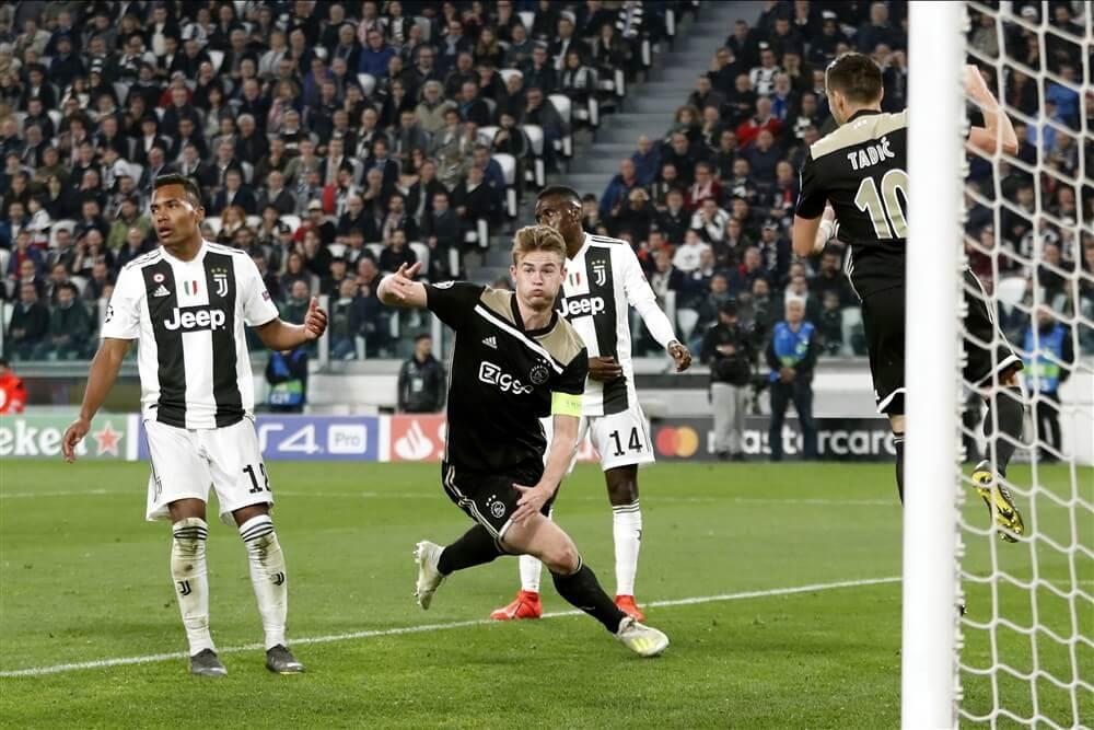 """""""Juventus beste papieren om Matthijs de Ligt vast te leggen""""; image source: Pro Shots"""