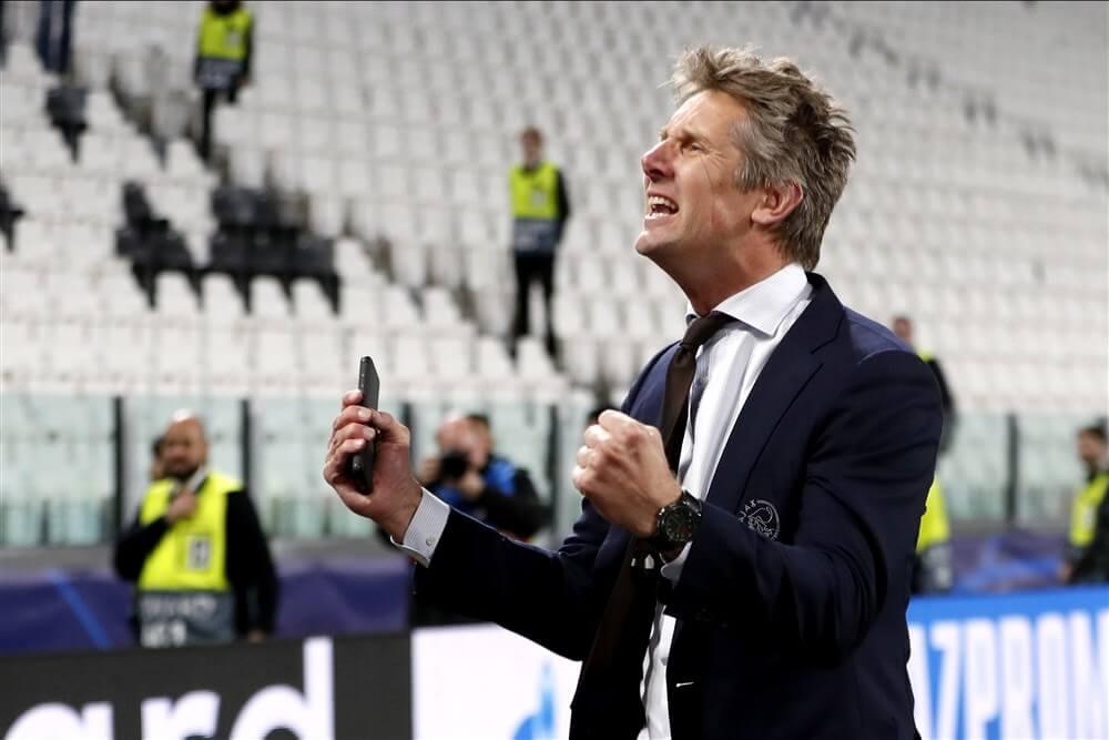 """Edwin van der Sar: """"Met elkaar onderzoeken hoe we in Nederland verder kunnen groeien""""; image source: Pro Shots"""
