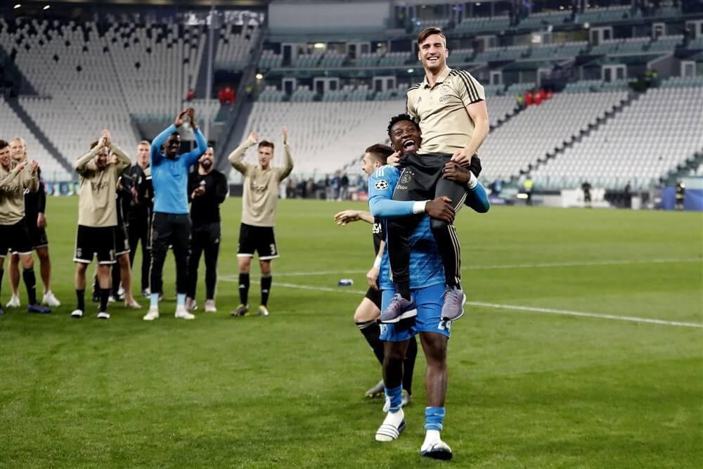 André Onana en Nicolás Tagliafico in nieuwe spelersraad FIFPro; image source: Pro Shots