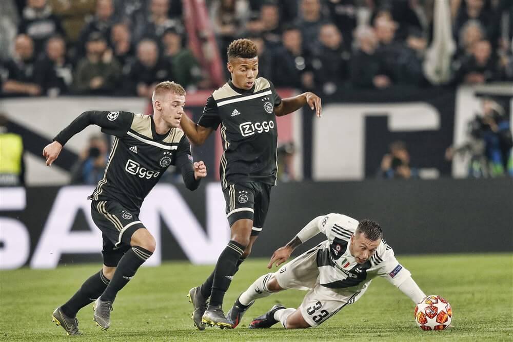 """""""Daley Sinkgraven geeft ja-woord aan Bayer Leverkusen""""; image source: Pro Shots"""