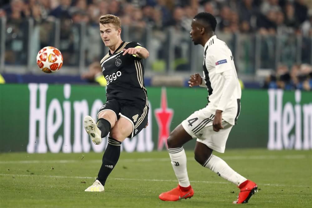 """""""Juventus wil Matthijs de Ligt zaterdag presenteren""""; image source: Pro Shots"""