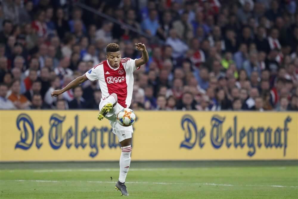 """""""Ajax wees aanbod São Paulo voor volledige transferrechten af""""; image source: Pro Shots"""