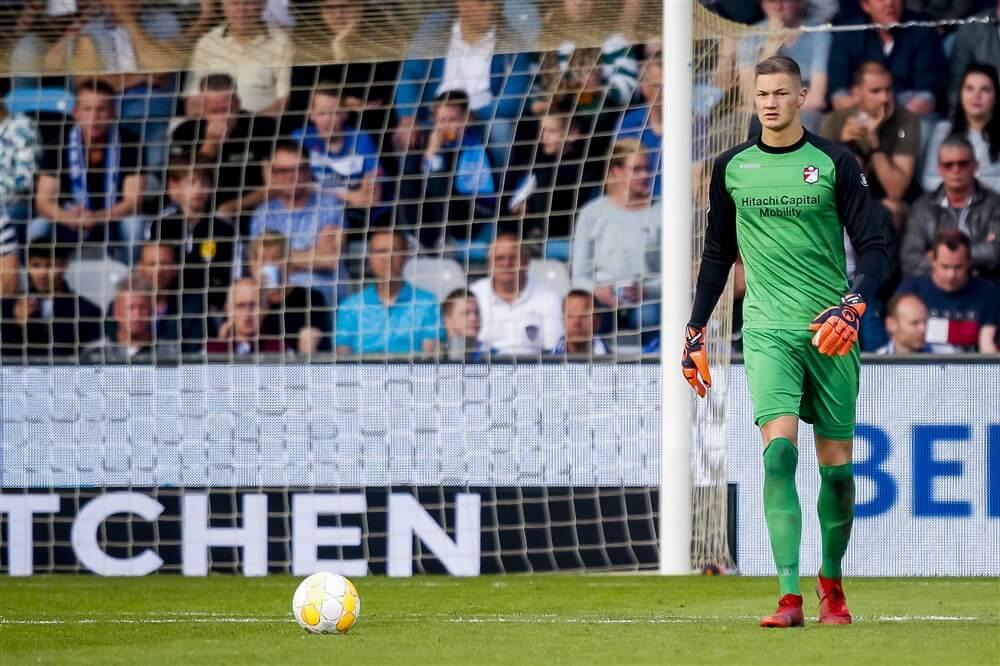 Ajax bevestigt komst Kjell Scherpen; image source: Pro Shots
