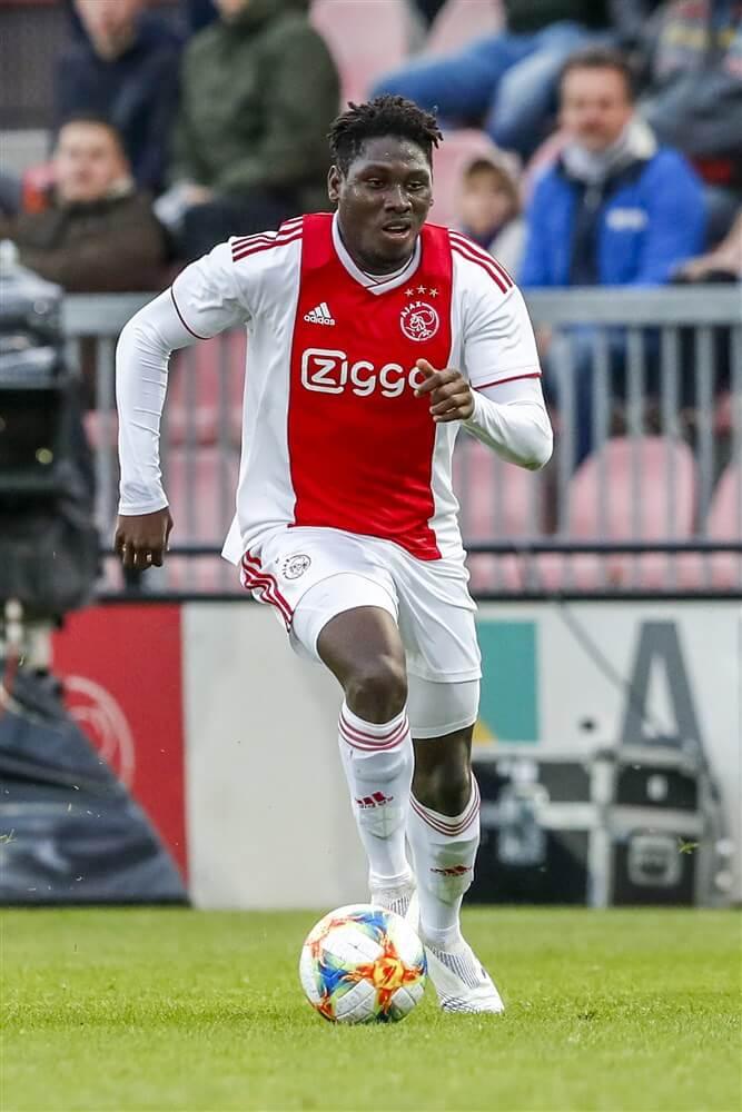 Lassina Traoré; image source: Pro Shots