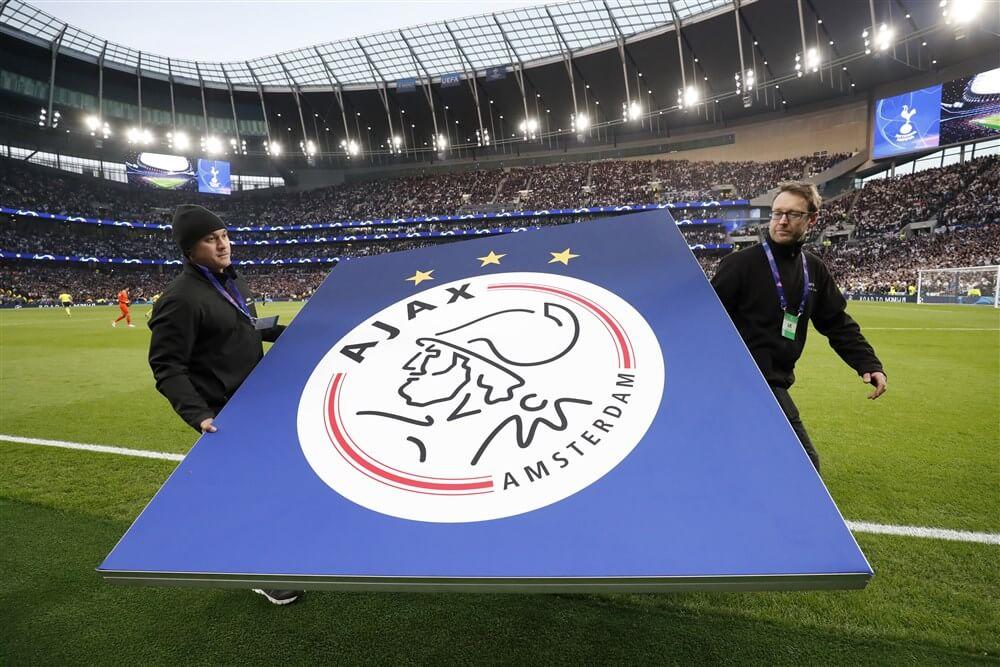 Onduidelijk of Ajax direct groepsfase CL in mag indien huidige stand wordt gebruikt voor tickets; image source: Pro Shots