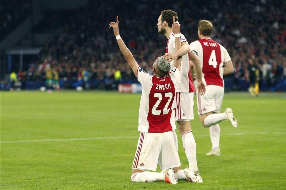PvdA-topman Lodewijk Asscher start petitie om Hakim Ziyech bij Ajax te houden; image source: Pro Shots