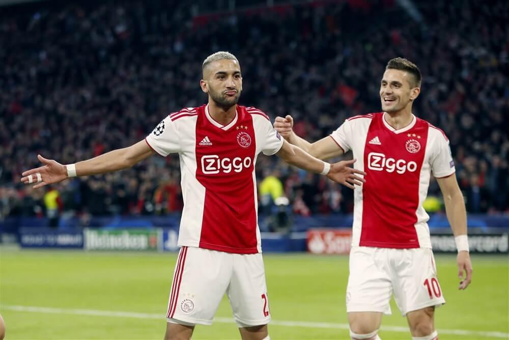 Ajax akkoord met Hakim Ziyech over contract tot 2022; image source: Pro Shots