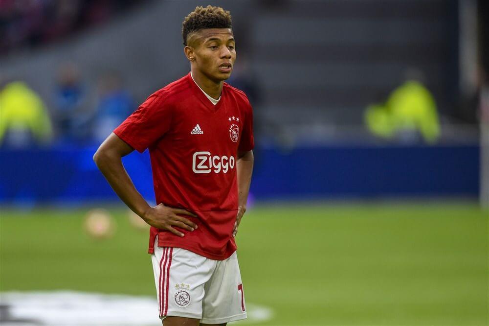 """""""Ajax in gesprek met David Neres over nieuw contract""""; image source: Pro Shots"""
