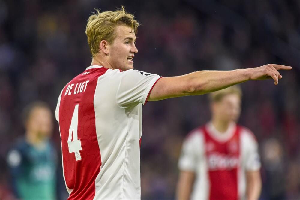 """""""Paris Saint-Germain meldde zich nog niet officieel bij Ajax, club bang voor Barcelona""""; image source: Pro Shots"""