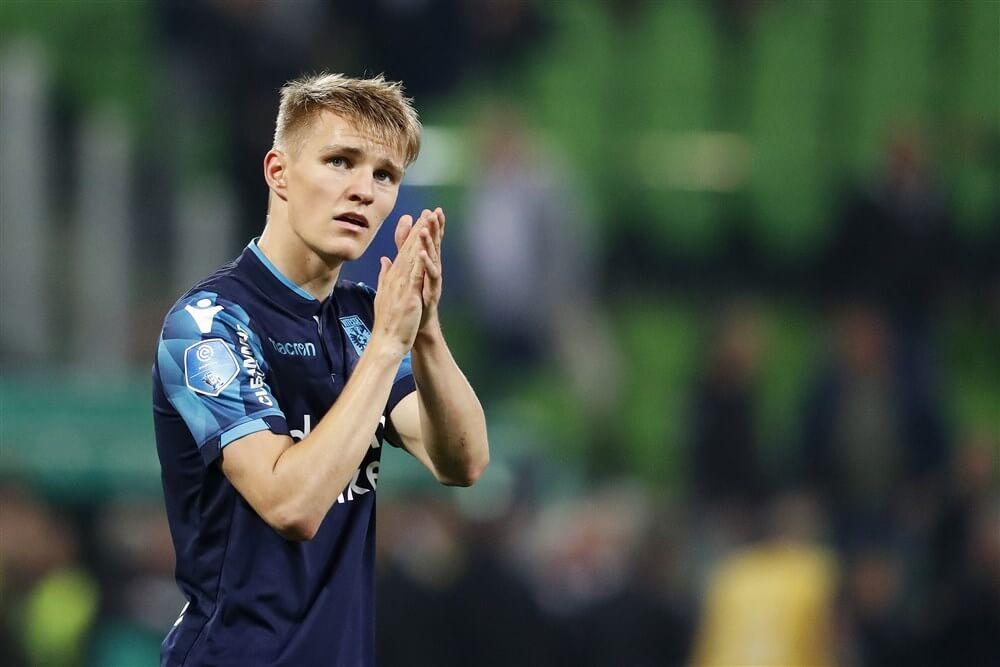 """""""Real Madrid wil Martin Ødegaard niet nog een seizoen in Eredivisie""""; image source: Pro Shots"""