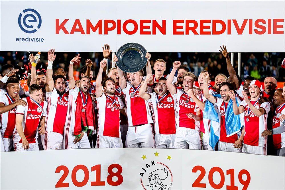 Ajax en Erik ten Hag genomineerd voor sportprijzen NOC*NSF; image source: Pro Shots